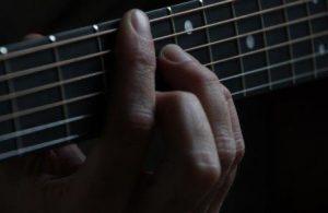 взять аккорд на гитаре