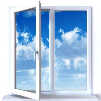 установить пластиковое окно