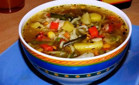 Диета боннский суп что это