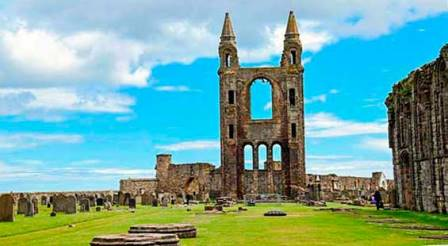 История Шотландии
