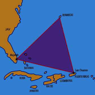 бермудский треугольник что это такое