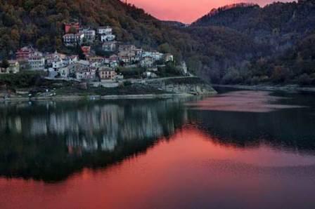 Итальянские деревни