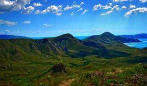 Красивые горы России