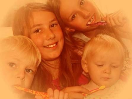 Гигиена для детей дошкольного возраста