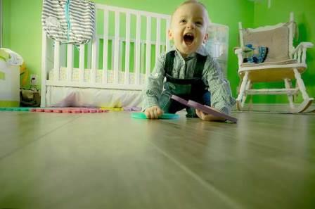 Как учить детей играть в