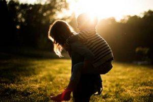 Половое воспитание ребенка