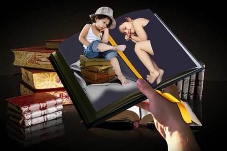Зачем читать книги детям