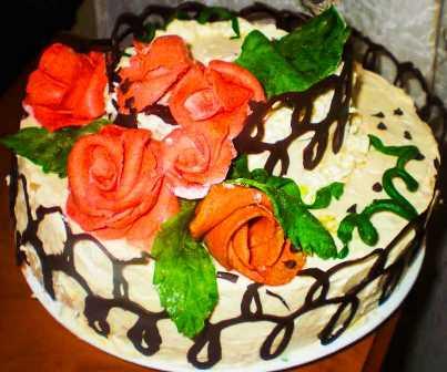 Торт Фантазия рецепт