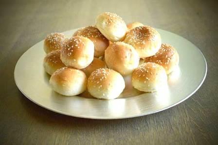 булочки для завтрака рецепт