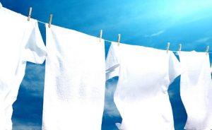 как вернуть белый цвет вещам