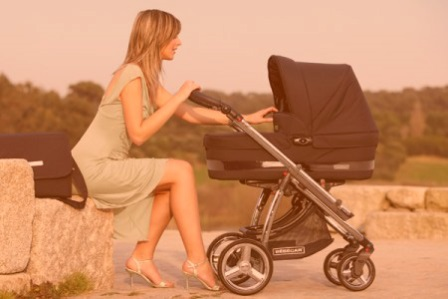 Как нужно гулять с ребенком