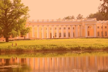 Царское Село в Санкт-Петербурге что это