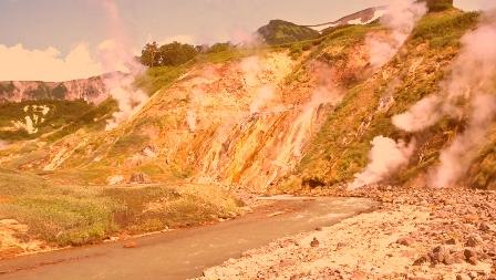 Долина гейзеров что это