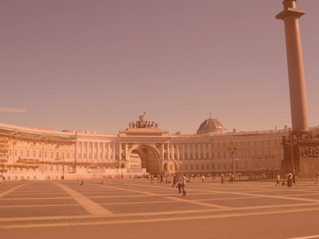 Дворцовая площадь в Санкт-Петербурге что это