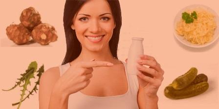 В чем разница пробиотики и пребиотики