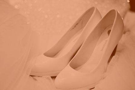 Купить свадебные туфли для невесты