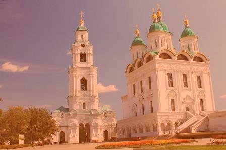 описание Астраханского кремля