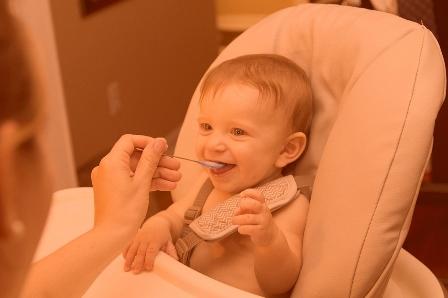 Питание детей до года по месяцам