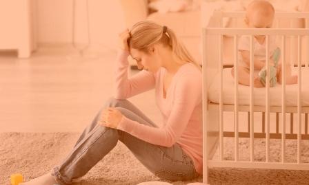 Как справиться с депрессией после родов