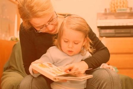 Как научить читать ребенка в 3 года