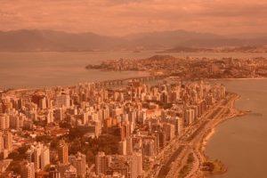 красивые города Бразилии флорианополис