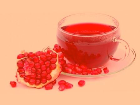 Гранатовый чай польза и вред