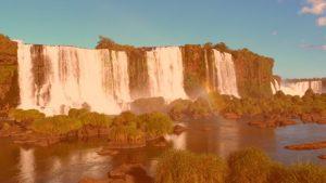 красивые города Бразилии водопады игуасу