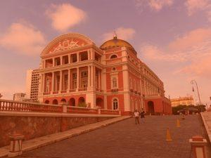 красивые города Бразилии манус