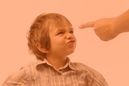 Что делать если ребенок ругается