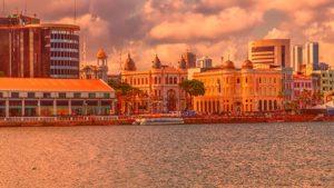 красивые города Бразилии ресифе