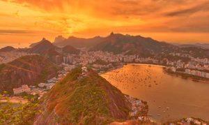 красивые города Бразилии рио де жанейро