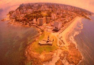 красивые города Бразилии сальвадор