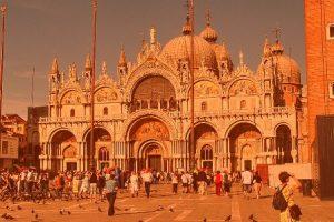 Что посмотреть в Венеции базилика сан марко