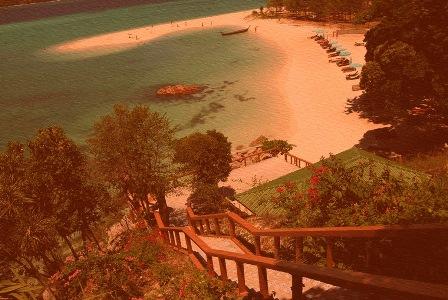 Пляжи Наклуа и Вонг Амат