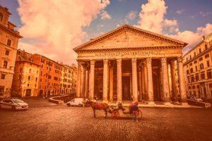 что посмотреть в Риме пантеон