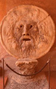 что посмотреть в Риме Уста Истины