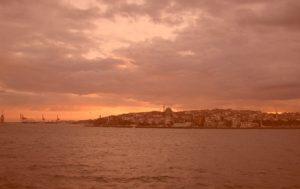 что посмотреть в Турции пролив босфор