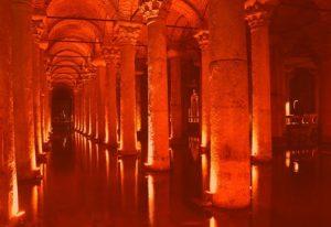 что посмотреть в Турции цистерна базилика