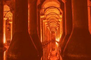 Что посмотреть в Стамбуле цистерна базилика