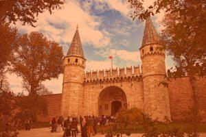 Что посмотреть в Стамбуле дворец топкапы