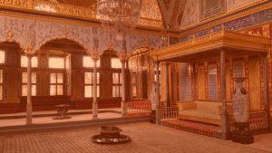 что посмотреть в Турции дворец топкапы