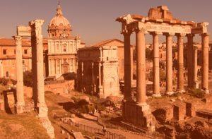 что посмотреть в Риме римский форум