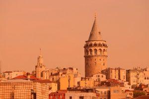 Что посмотреть в Стамбуле башня галата