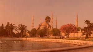 что посмотреть в Турции голубая мечеть