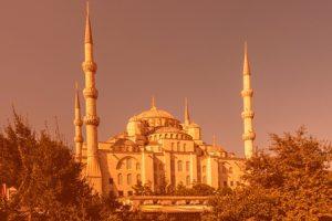 Что посмотреть в Стамбуле голубая мечеть