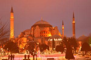 что посмотреть в Турции собор святой софии