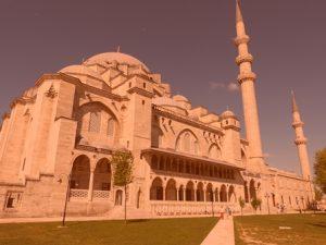 Что посмотреть в Стамбуле мечеть сулеймание