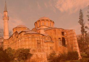 Что посмотреть в Стамбуле монастырь хора