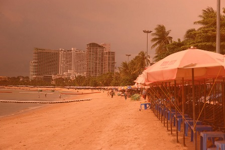 Пляж Pattaya Beach