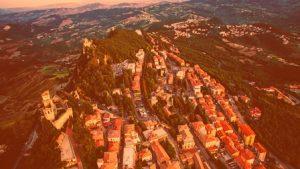Путешествие по Италии мост сан марино